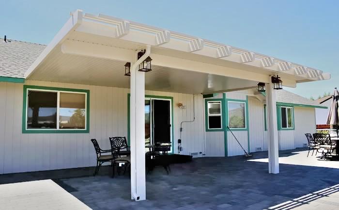 California Alumawood Patio Cover Builders